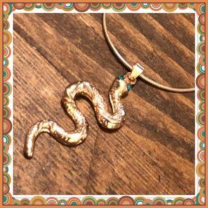 Jewelry - Snake Necklace